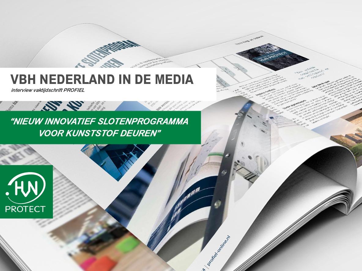 Nieuw In Het Assortiment Van Vbh Vbh Nederland Bv
