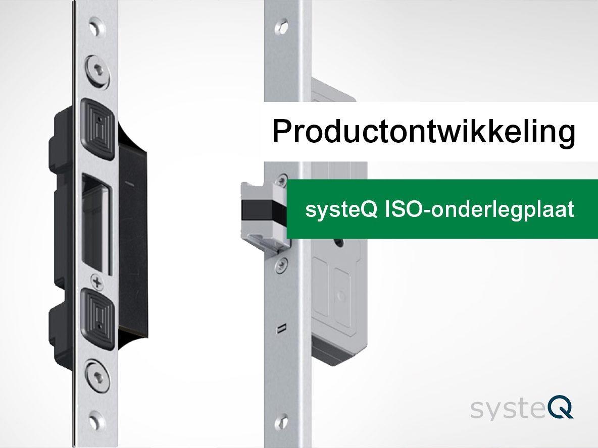 ISO-onderlegplaat systeQ